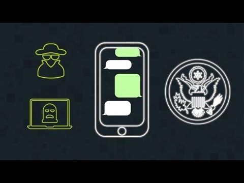 How Encryption Works - and How It Can Be Bypassed