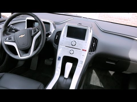 2014 Chevrolet Volt Interior Review - YouTube