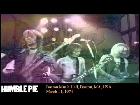 Humble Pie - I Just Want To Make Love To You / My Babe (Live)