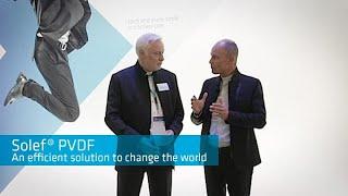 Solvay & Solar Impulse Foundation: Solef® PVDF, the 3rd Solvay solutions labeled
