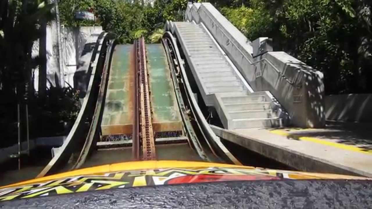 Map Of Universal Studios Florida.Jurassic Park Ride At Universal Studios Orlando Youtube