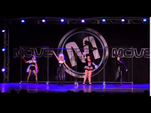 Spell Block Tango - Grand River Academy of Dance