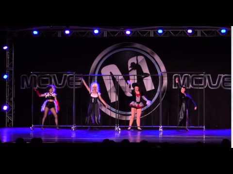 Spell Block Tango - Grand River Academy of Dance