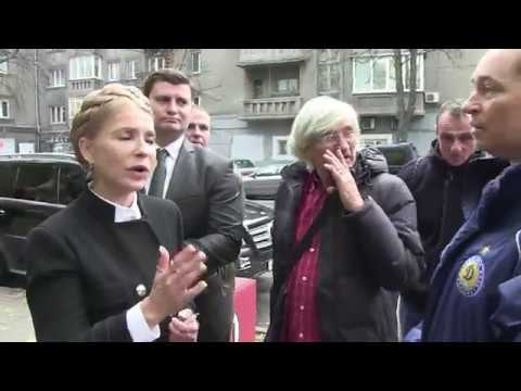 Киянка налякала Тимошенко своїм пророцтвом