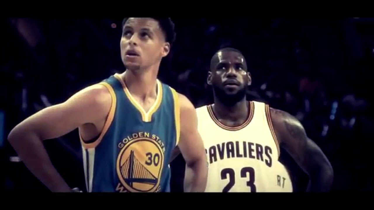 golden state warriors vs cleveland cavaliers - embrace the fight