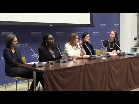 Uganda Film Premiere Panel NYC | ICTJ