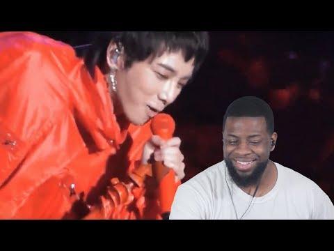 Hua Chenyu  Iq 250  Mars Concert 2018 華晨宇《智商二五零》北京鳥巢火星演唱會  Reaction