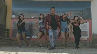 Por qué te fuiste - Maricarmen Marín | Coreografía (Dancing Fit Cusco)