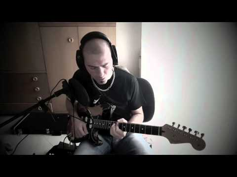 Stevie Ray Vaughan - Empty Arms (cover by Danny Trent)