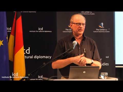 Karl Erik Normann (Former Swedish Ambassador; Secretary General, European Cultural Parliament)