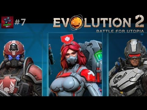 Evolution 2: Battle For Utopia [Walkthrough #7] Android Gameplay BRO
