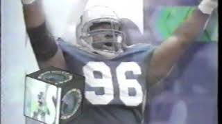 Prime Sports Northwest  - Cable Fox Sports Channel College Football Commercial (1994)