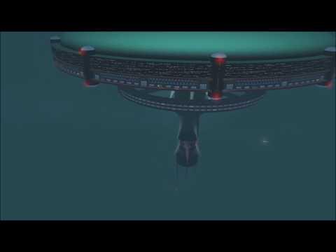 """Capital City Test Footage from the scifi saga, """"Novum Chronicles"""""""
