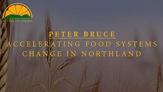Local Food Northland - Peter Bruce