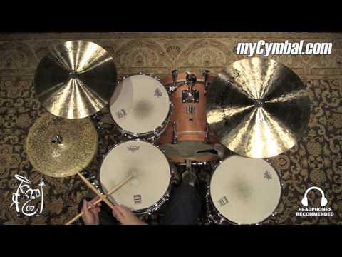 "Istanbul Agop 14"" Turk Hi Hat Cymbals - 1056/1116g (TH14-1111015L)"