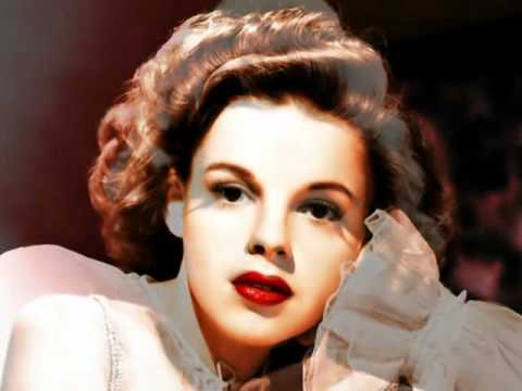 Judy Garland Tribute In Color - YouTube