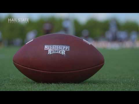 Mississippi State Football: First Fall Practice 2017