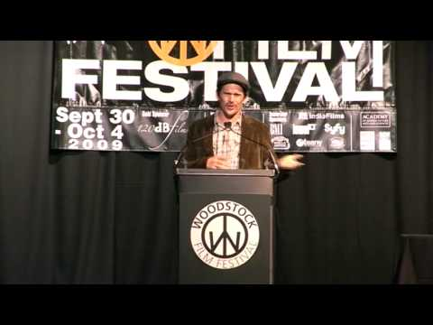 Ethan Hawke- Maverick Award at the 10th Annual Woodstock Film Festival Awards, 2 of 2
