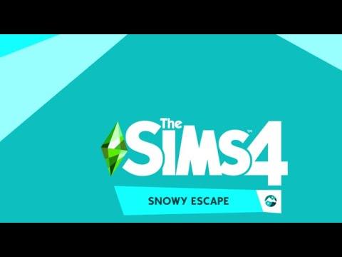 The Sims 4 Snowy Escape |