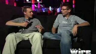 Repeat youtube video Interview With Leeroy Jenkins - The World of Warcraft Legend