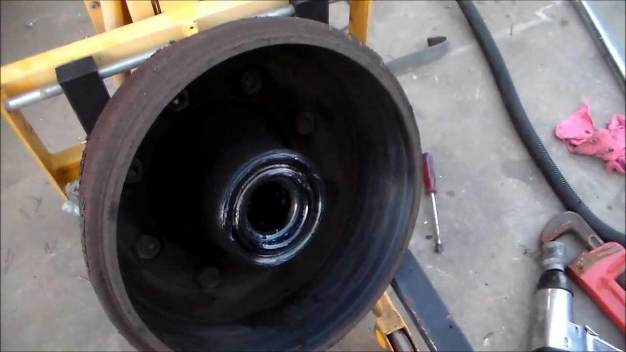 Big Brake Thursday Isuzu Drum Brakes Youtube 2007 W3500 Wiring Diagram