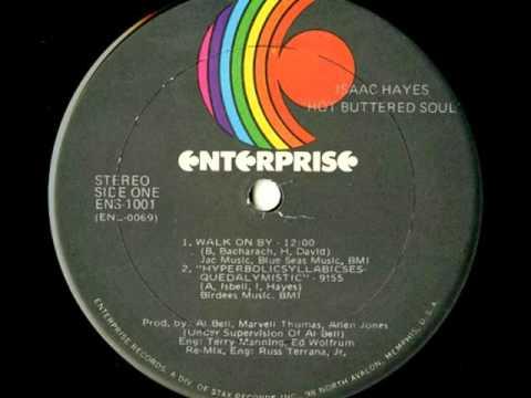 Isaac Hayes - Hyperbolicsyllabicsesquedalymistic