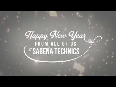 Happy New Year from Sabena technics