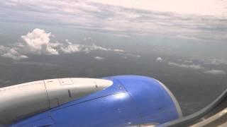 Santa-Maria Airport (Cuba) Full Take Off
