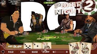 Poker Night 2 Texas Holdem PC