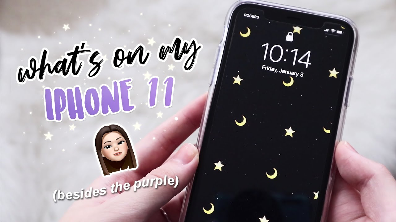 What S On My Iphone 11 Youtube