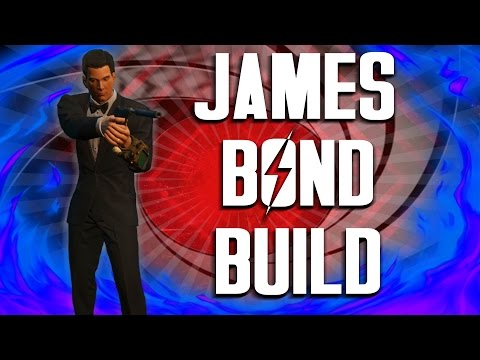 Fallout 4 Builds - The Agent - James Bond Build