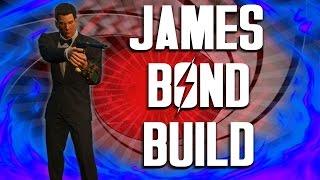 Fallout 4 Builds - The Agent - James Bond Build