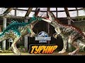 Турнир Индоминус Рекс Jurassic World The Game