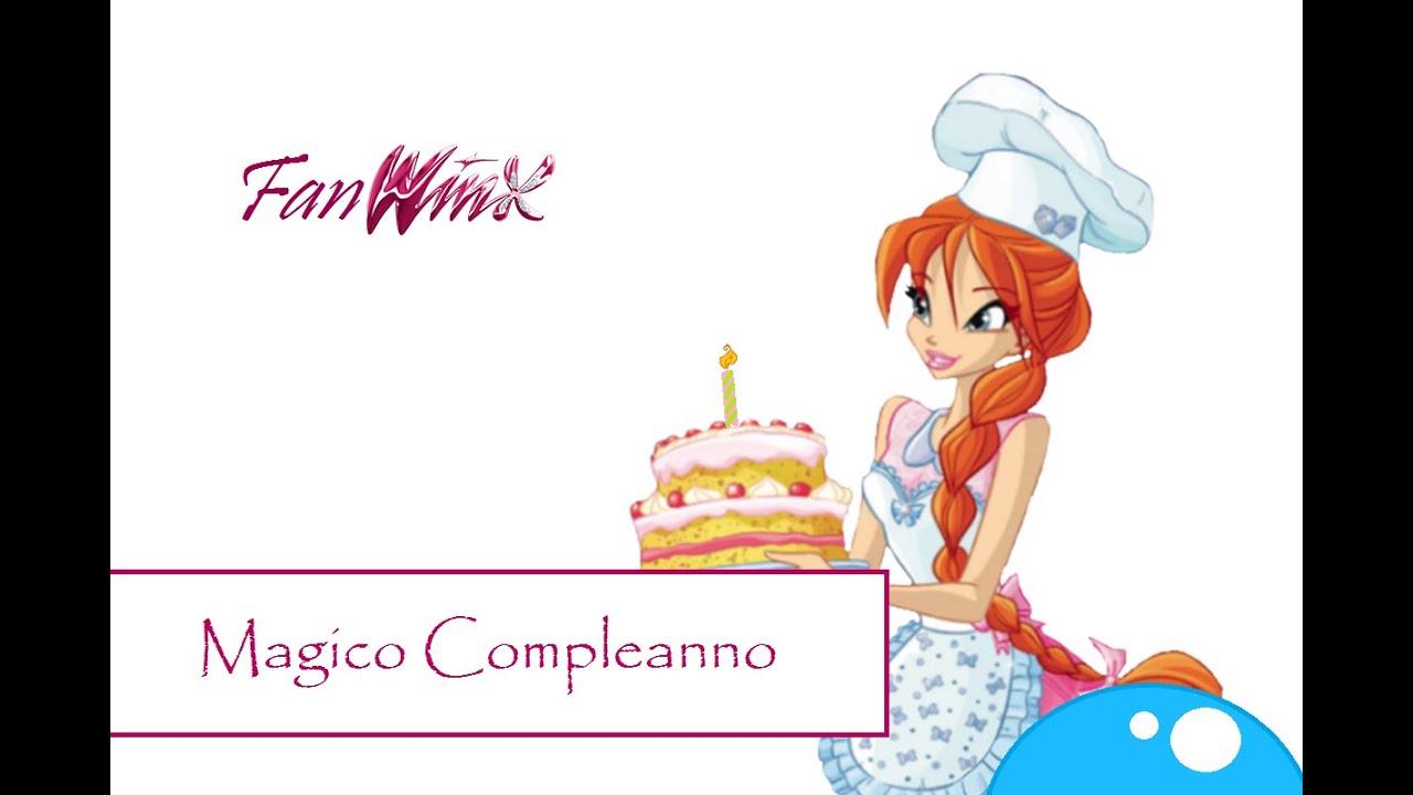 Amato Auguri Di Compleanno Winx | Monroeknows AZ71