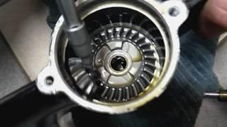 Замена сальников и масла в редукторе  Sea Pro T 9.9 S (Аналог Yamaha)