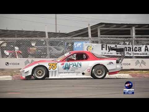 Guyana Motor Racing ,June 23 at South Dakota circuit