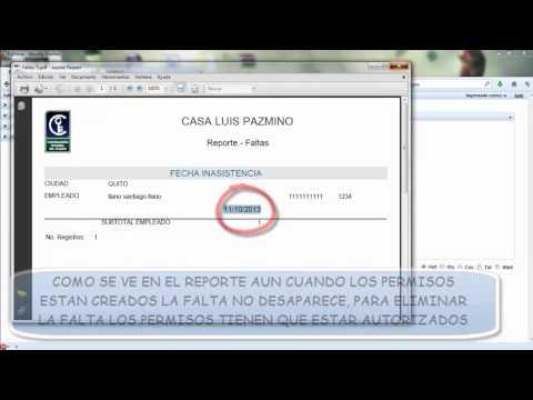 COMO JUSTIFICAR FALTAиз YouTube · Длительность: 6 мин6 с