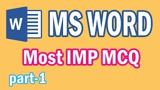 MS Wold  Most IMP MCQ Part-1 | MS Wold Gk In Gujarati