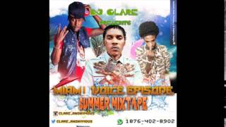 MIAMI VICE EPISODE x SUMMER MIXTAPE x DANCEHALL  BY DJ CLARE