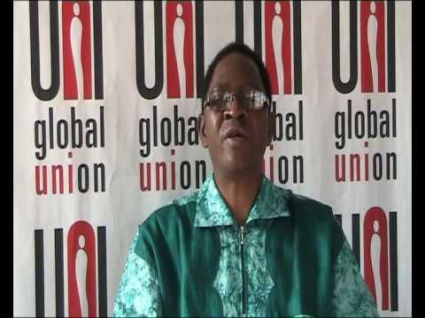 Welcome to the new UNI africa website by Zakari Koudougou, Regional Secretary