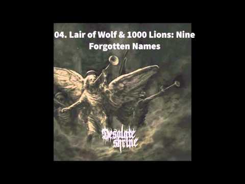 Desolate Shrine - The Sanctum of Human Darkness (Full Album)