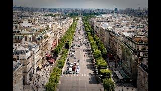 Елисейские Поля / Триумфальная арка (Париж) / и непростая дорога домой