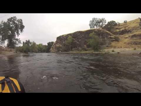 Flyfishing Stanislaus River