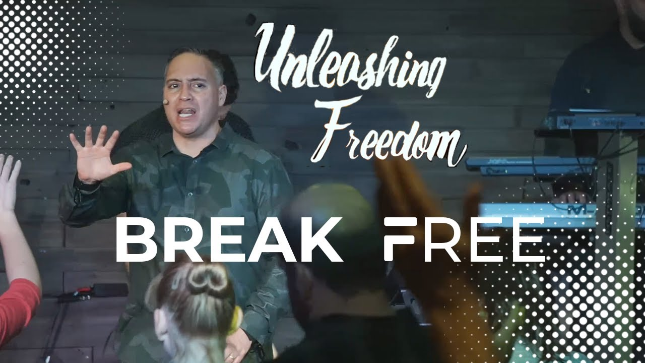 Unleashing Freedom- Break Free