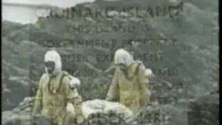 Gruinard Island Anthrax Biological Warfare Experiment Great Britain 1942