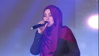 Shila amzah (茜拉) China Asean Friendship concert 2017(中国-东盟友谊歌会)