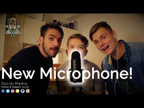 ASMR NEW MIC! Microphone Testing   Male Whisper   Story Telling   VIZZION ASMRtainment
