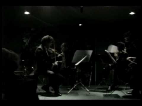 Cuarteto la muerte y la doncella 3er. Mov. F.Schubert