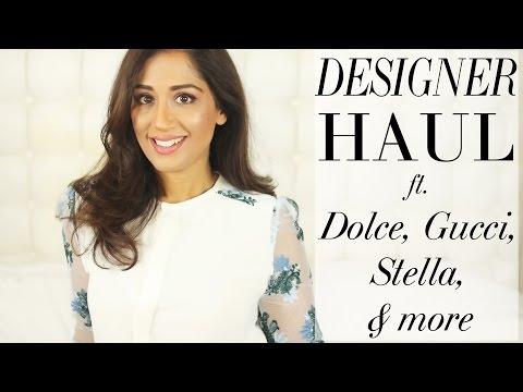 Designer Haul incl. Gucci, Dolce & Gabbana, Stella McCartney, MiH... | Beauty Passionista | Ambarina