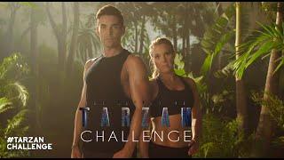 The Legend of Tarzan - #TarzanChallenge Week 4 (Lower Body)